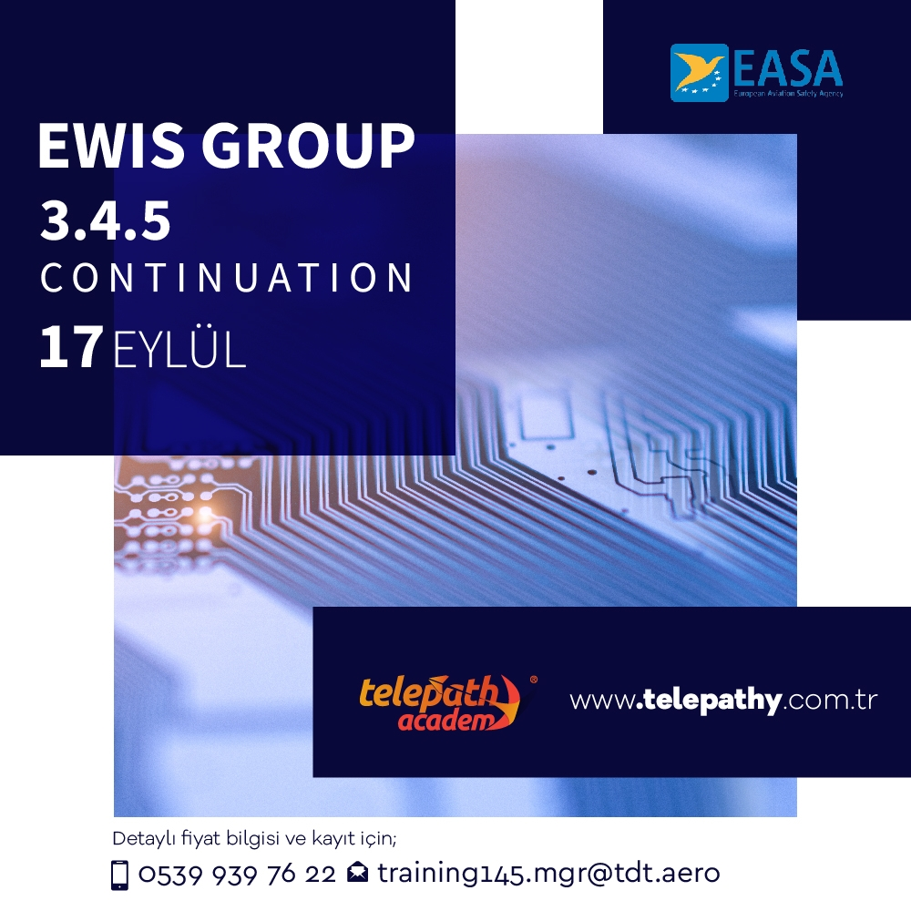 EWIS GROUP 3.4.5 CONTINUATION