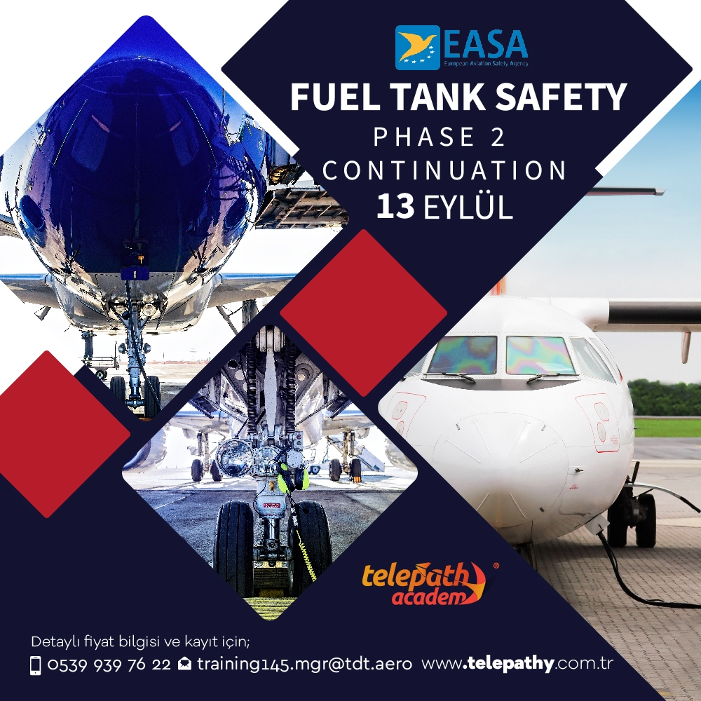 Fuel Tank Safety Phase 2 Continuation